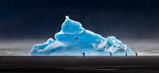 Nick Melidonis image Patagonia Iceberg